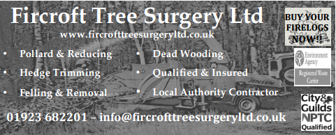 Fircroft tree surgery