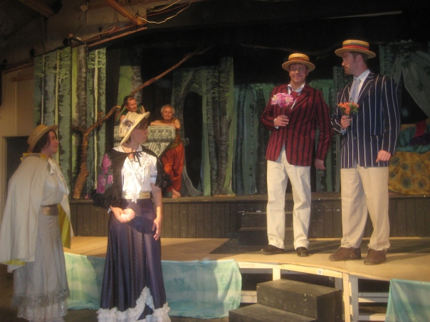 Park Street Players In Action