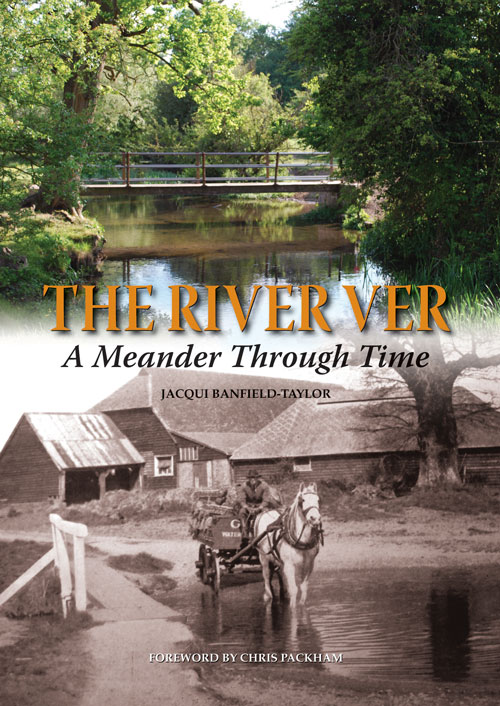 The River Ver, A Meander Through Timne